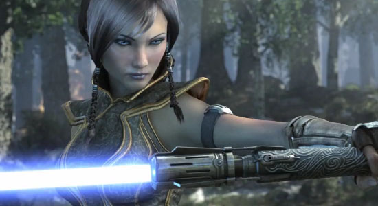 Star Wars: The Old Republic e3 Trailer - 'Choose'