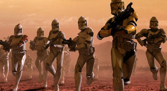 Always In Motion Is The Future - Role-Playing With Trooper Archetypes