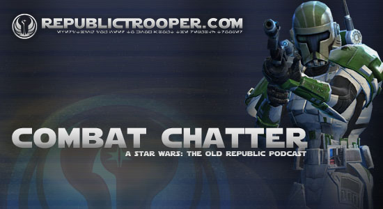Combat Chatter, Episode 10: A Few Days Ago, In A State Not Far Away...