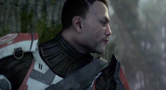 Jace Malcom - Commander, Havoc Squad