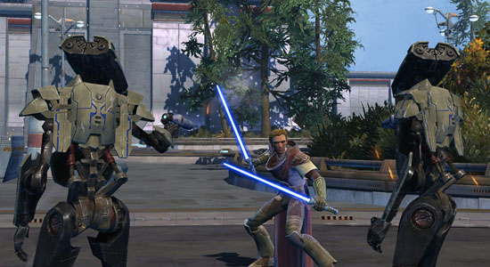 Always In Motion Is The Future  Musings On The Old Republic