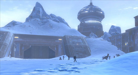 Hoth Datacron Locations