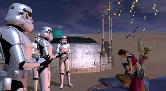 Always In Motion Is The Future - Star Wars Galaxies' Impact On The Old Republic