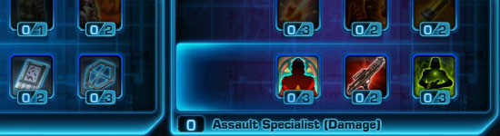 Assault Specialist