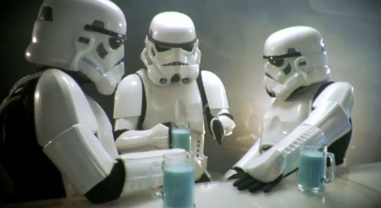 The Weekend Furlough - May The Force Be With You. Always.
