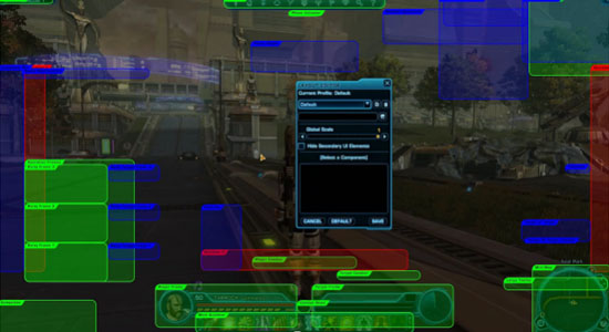 News From The Front - SWTOR Customizable UI Walkthrough Video